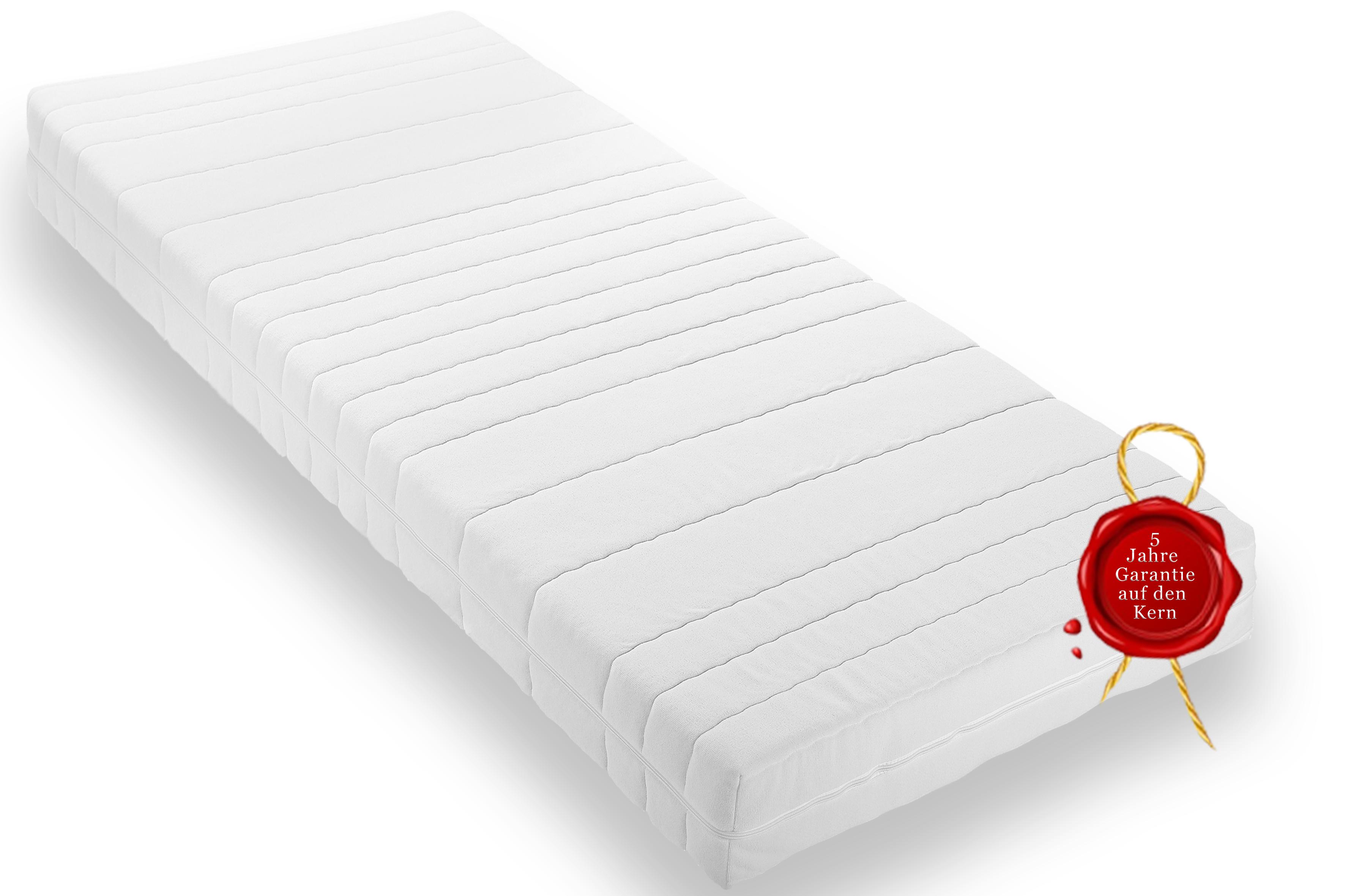 wohnorama qualit ts matratze 90 x 190 rollmatratze. Black Bedroom Furniture Sets. Home Design Ideas