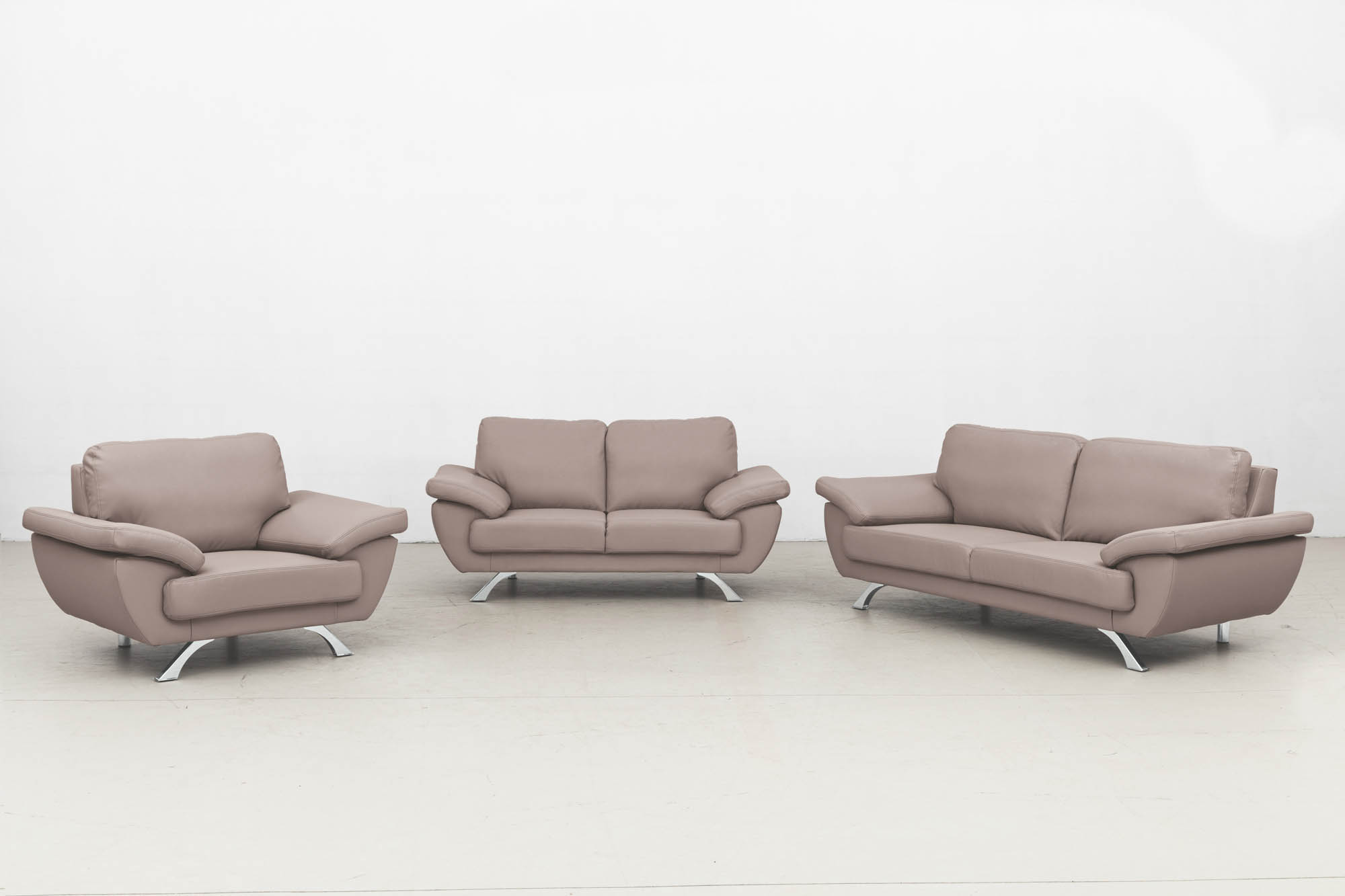 3er Sofa GINO von Matex Beige