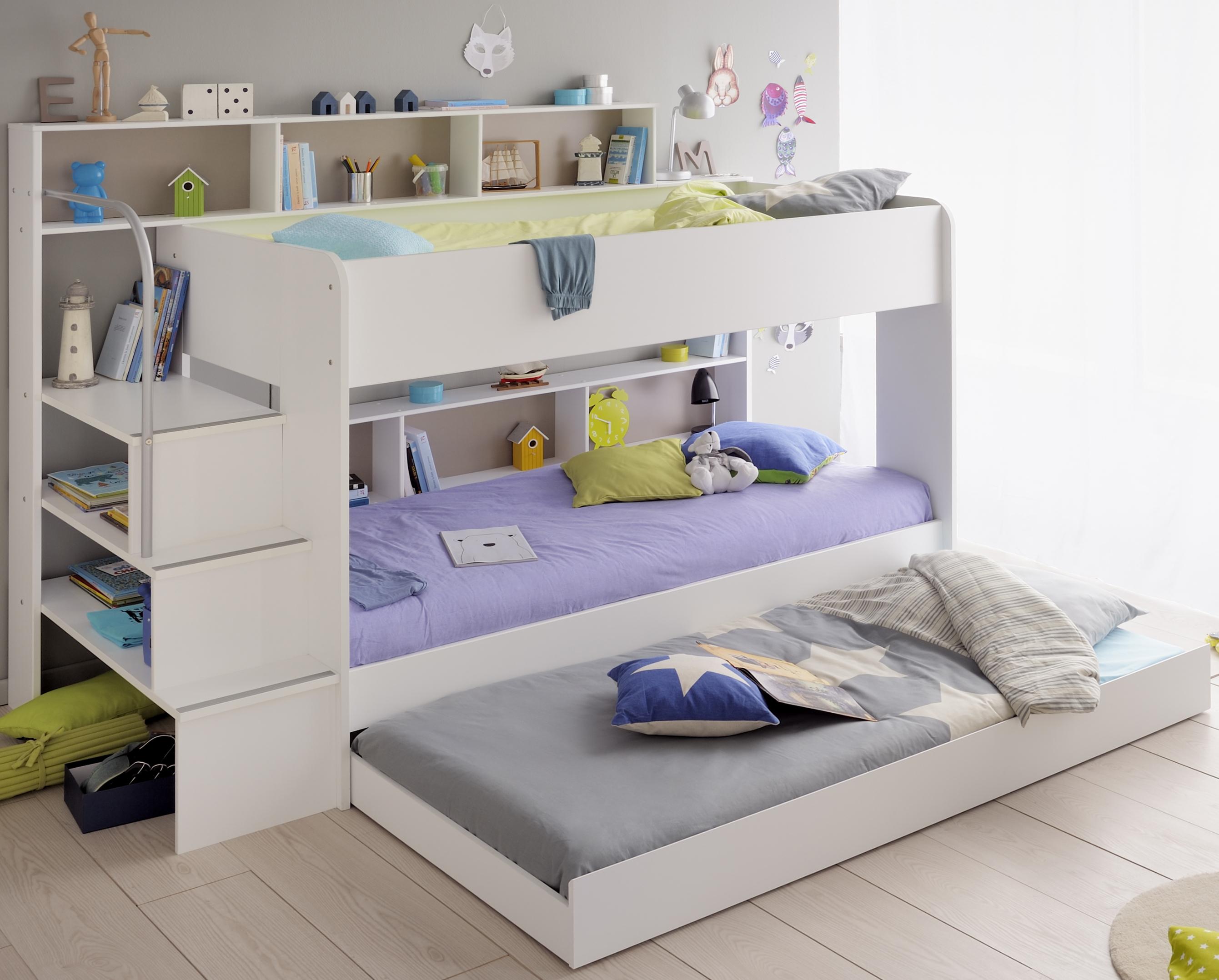 Etagenbett Drei : Kinderzimmer set tlg inkl etagenbett kommode u