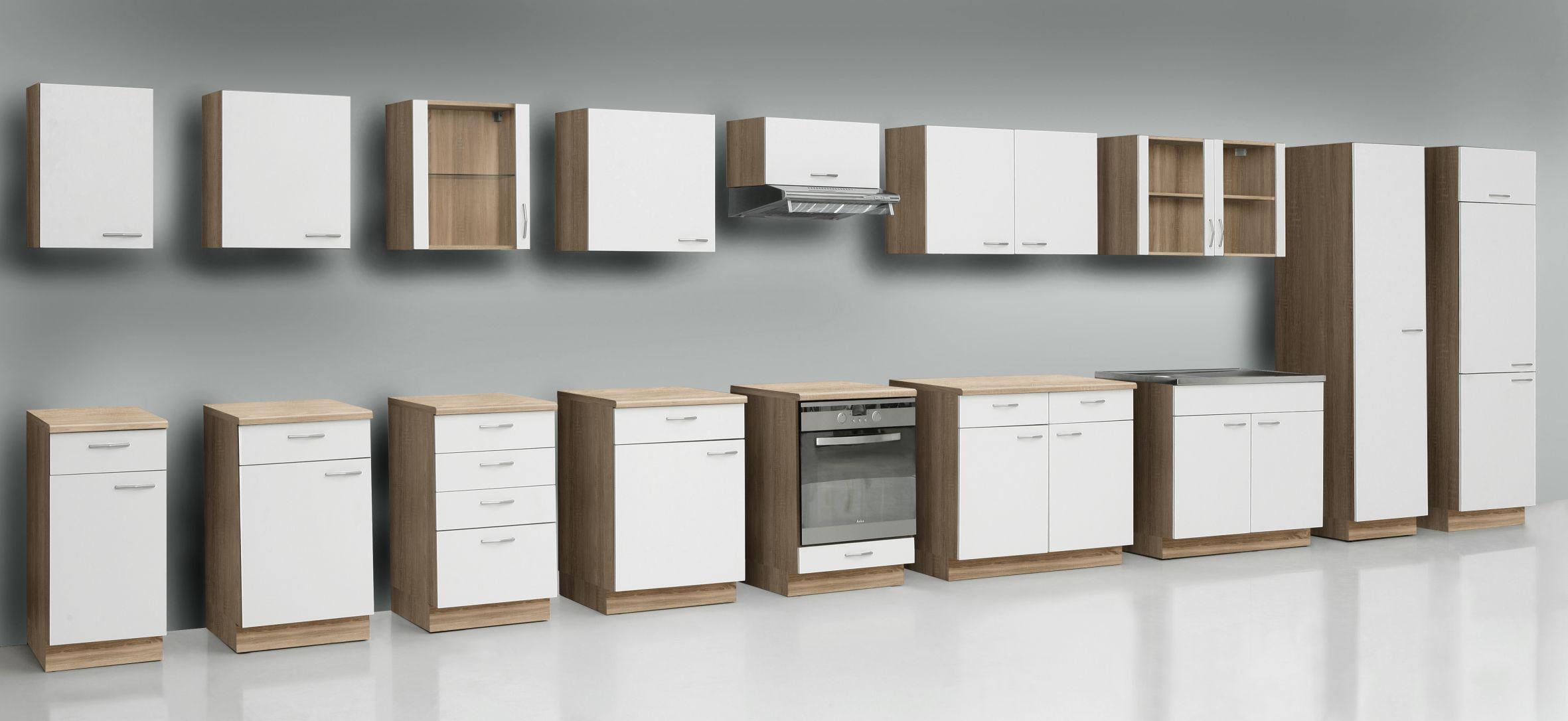 classico k che h ngeschrank 2 t rig. Black Bedroom Furniture Sets. Home Design Ideas