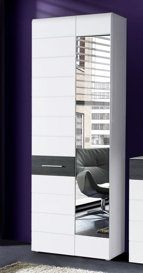 garderobe komplett polar flum bel i. Black Bedroom Furniture Sets. Home Design Ideas