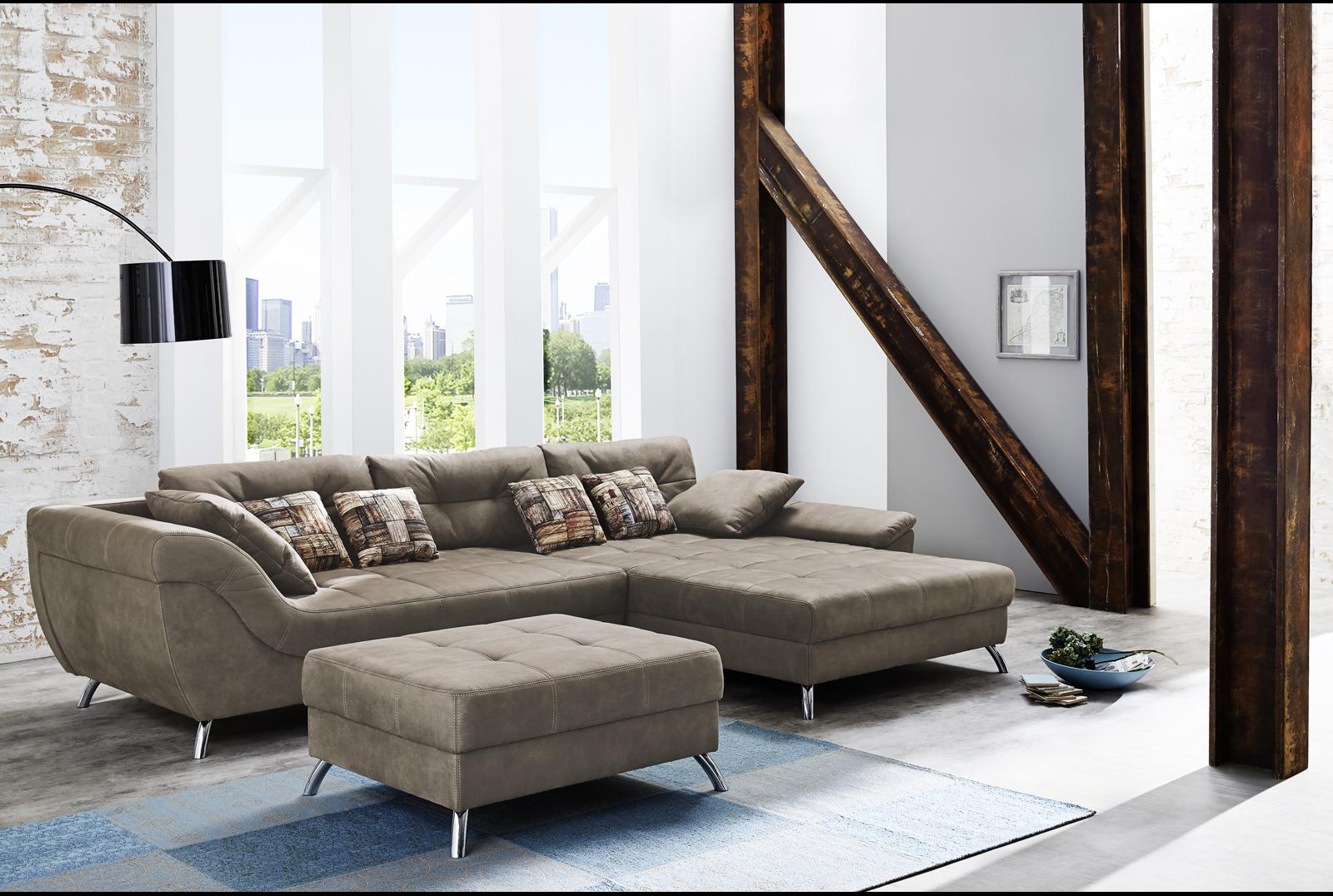 hocker san francisco von job braun kunstleder antik. Black Bedroom Furniture Sets. Home Design Ideas
