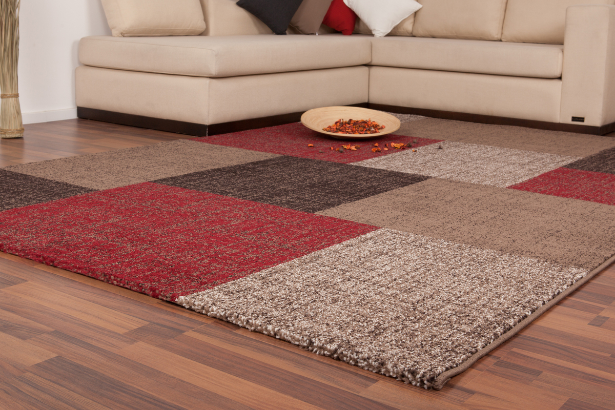 120x170 teppich switzerland geneva rot. Black Bedroom Furniture Sets. Home Design Ideas