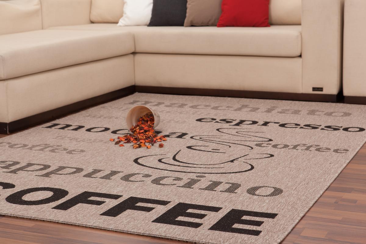 120x170 teppich sweden uppsala silber. Black Bedroom Furniture Sets. Home Design Ideas