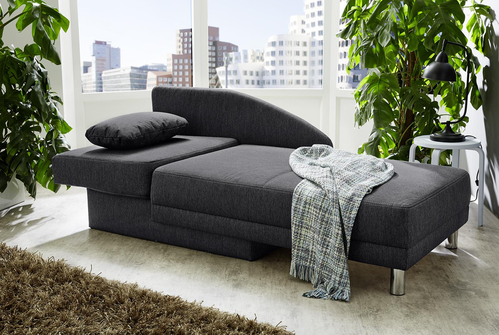 recamiere roy bettsofa inkl bettkasten. Black Bedroom Furniture Sets. Home Design Ideas