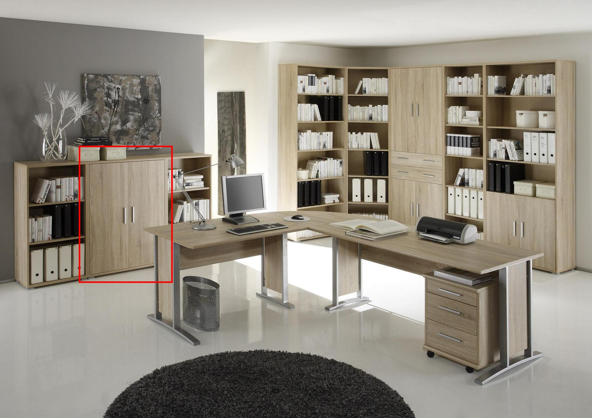 schrank office line von bega sonoma. Black Bedroom Furniture Sets. Home Design Ideas