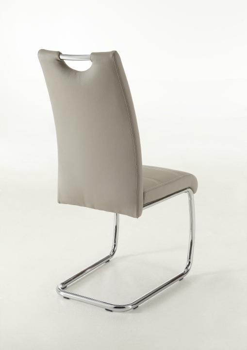 schwingstuhl 4er set flora s von hela cappuccino. Black Bedroom Furniture Sets. Home Design Ideas