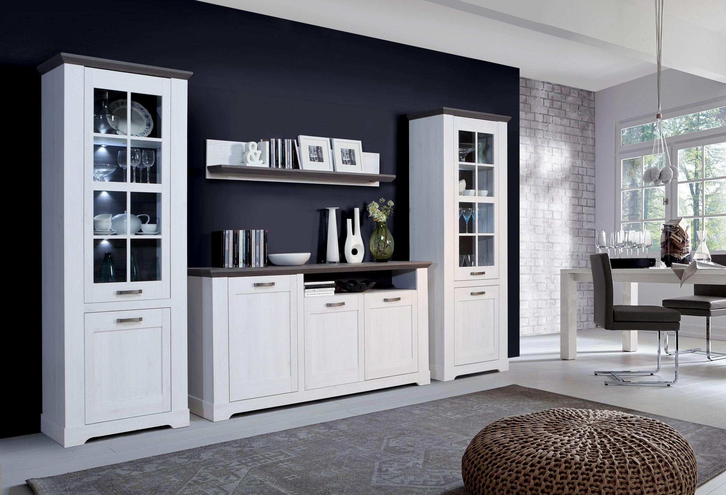 sideboard garland 3-türig wohnzimmer esszimmer kommode, Wohnzimmer