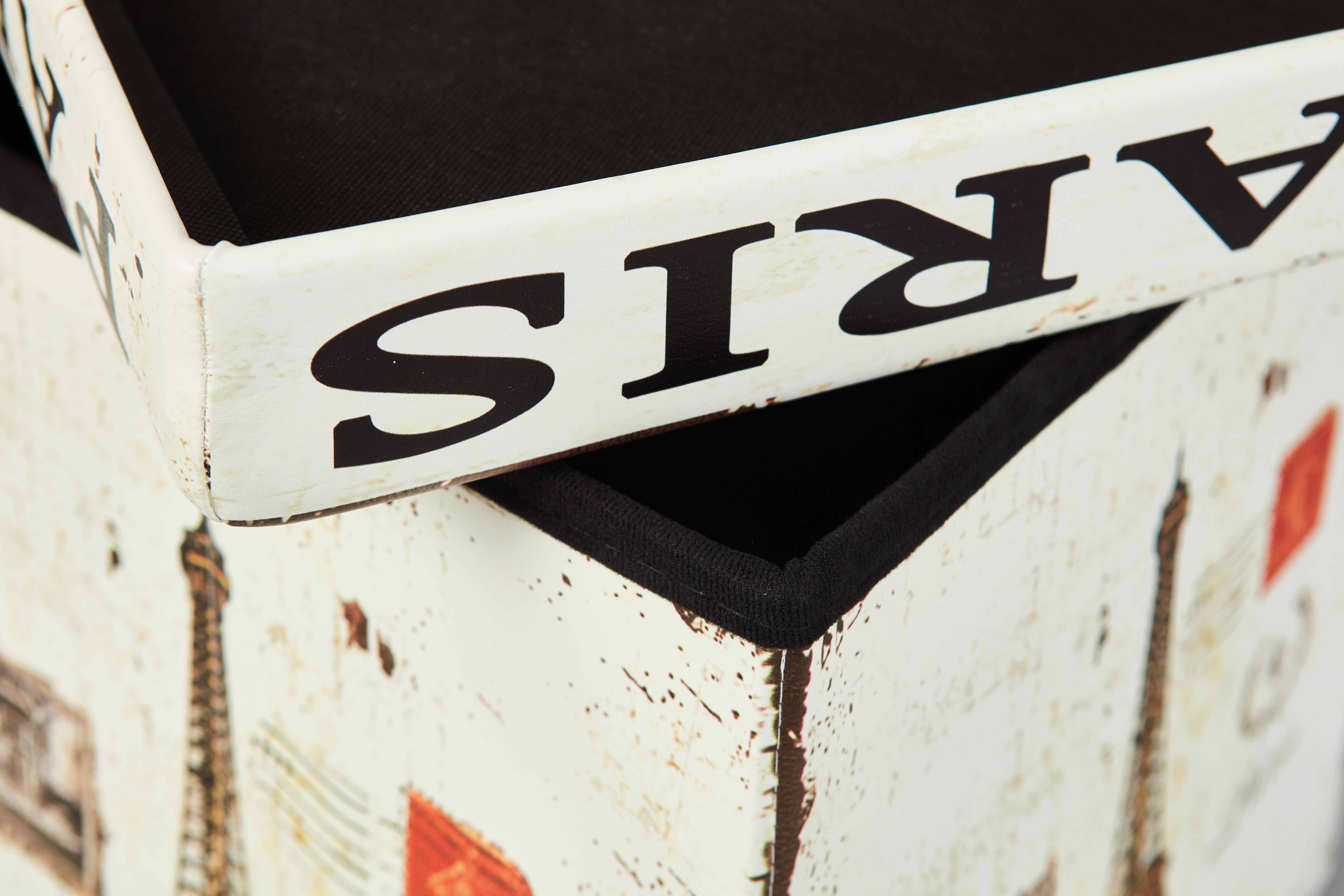 Sitzbox 38x38x38 Cm Setti Von Interlink Paris Dekor