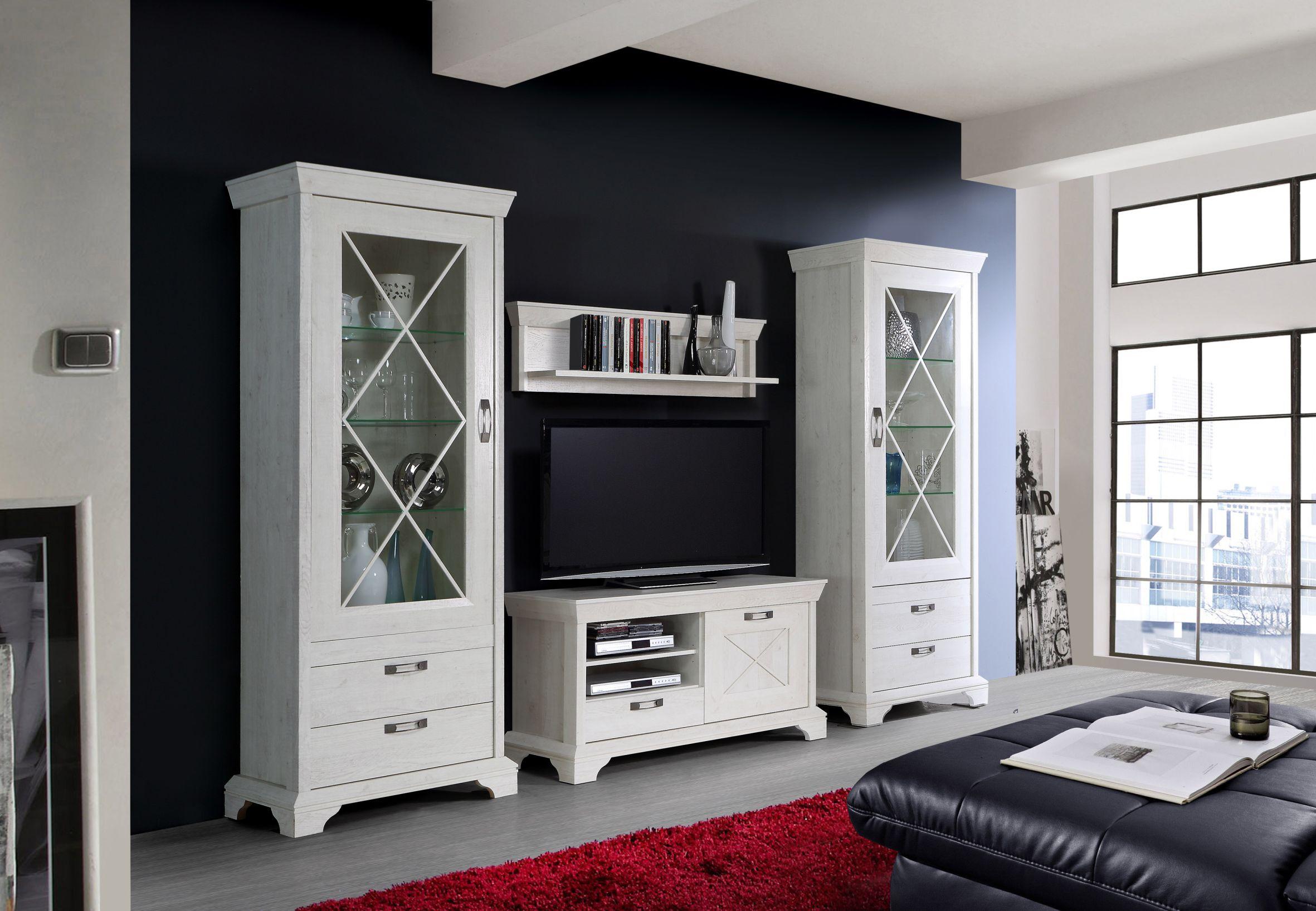 wohnzimmer hochvitrine kashmir hochschrank. Black Bedroom Furniture Sets. Home Design Ideas