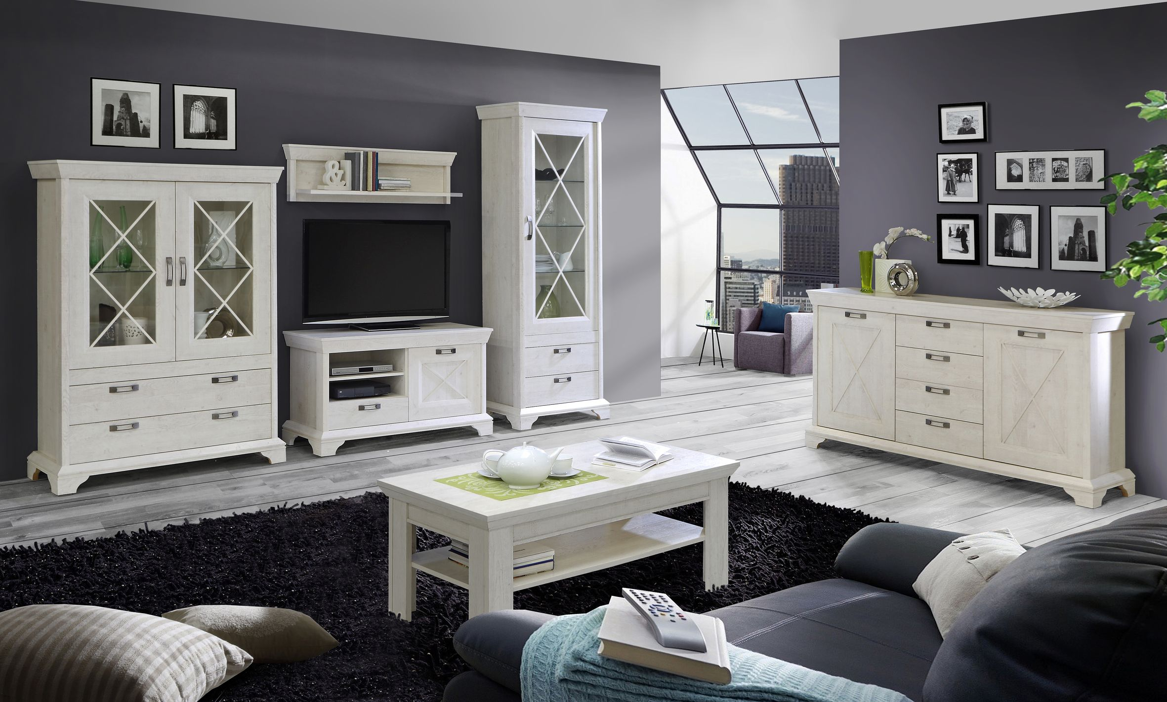wohnzimmer sideboard kashmir kommode esszimmer. Black Bedroom Furniture Sets. Home Design Ideas