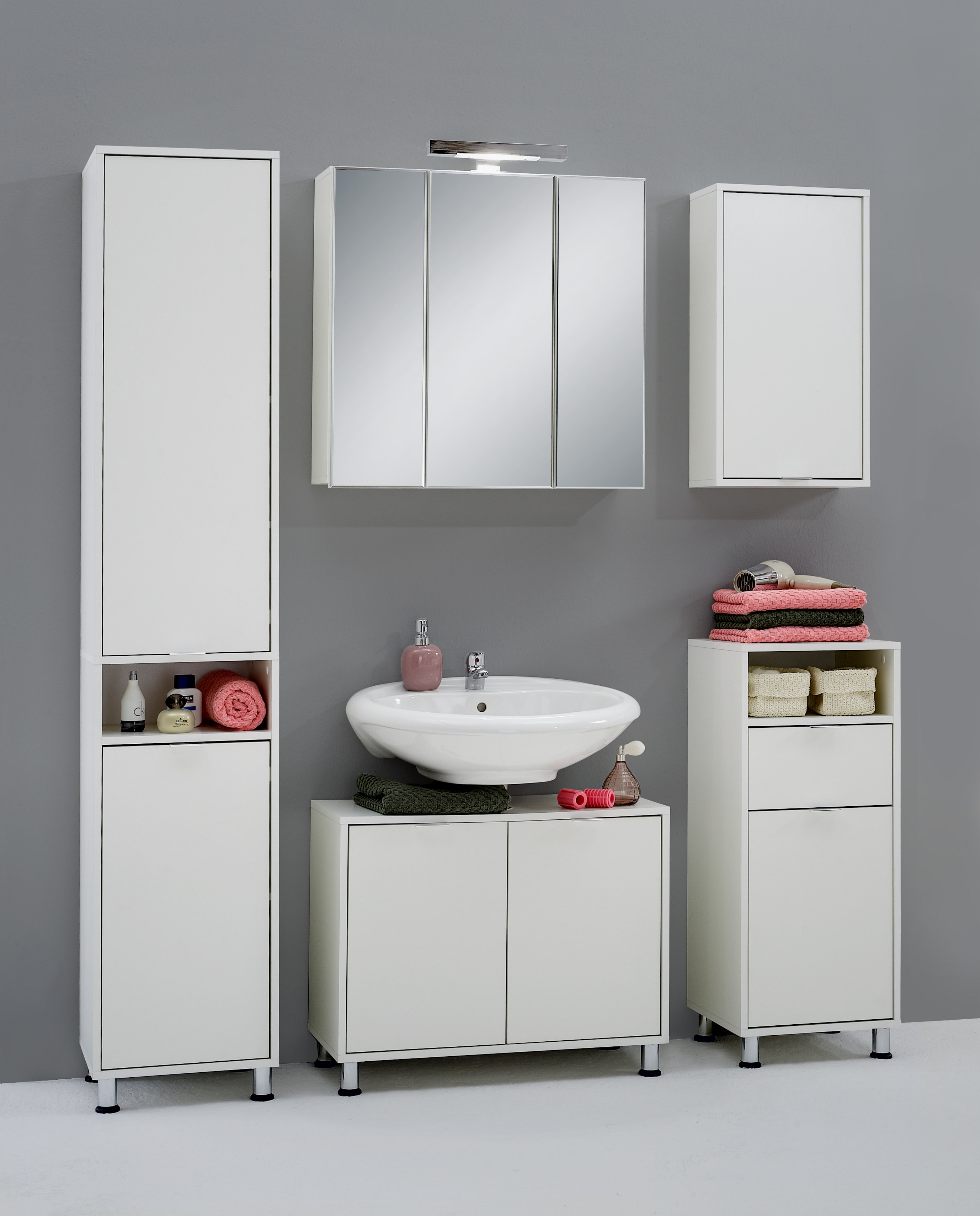 Fmd Möbel Zamora Badezimmer Wandschrank