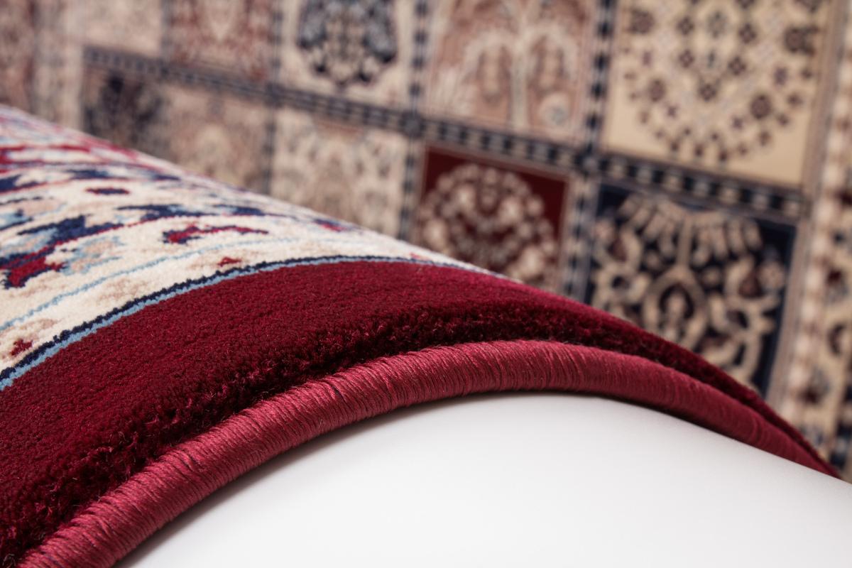 160x230 teppich tunisia ariana rot. Black Bedroom Furniture Sets. Home Design Ideas
