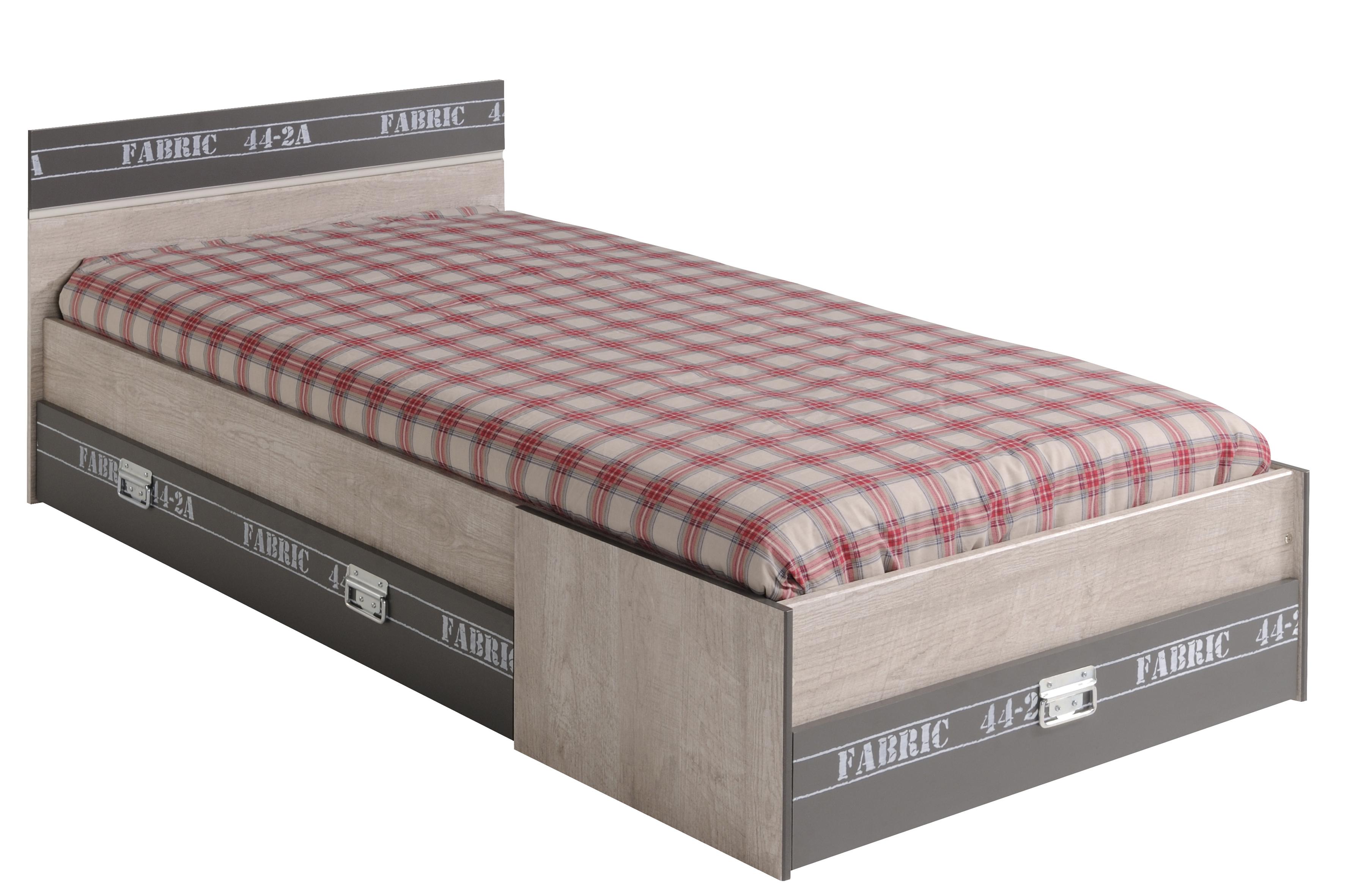 Stauraum Bett Fabric10