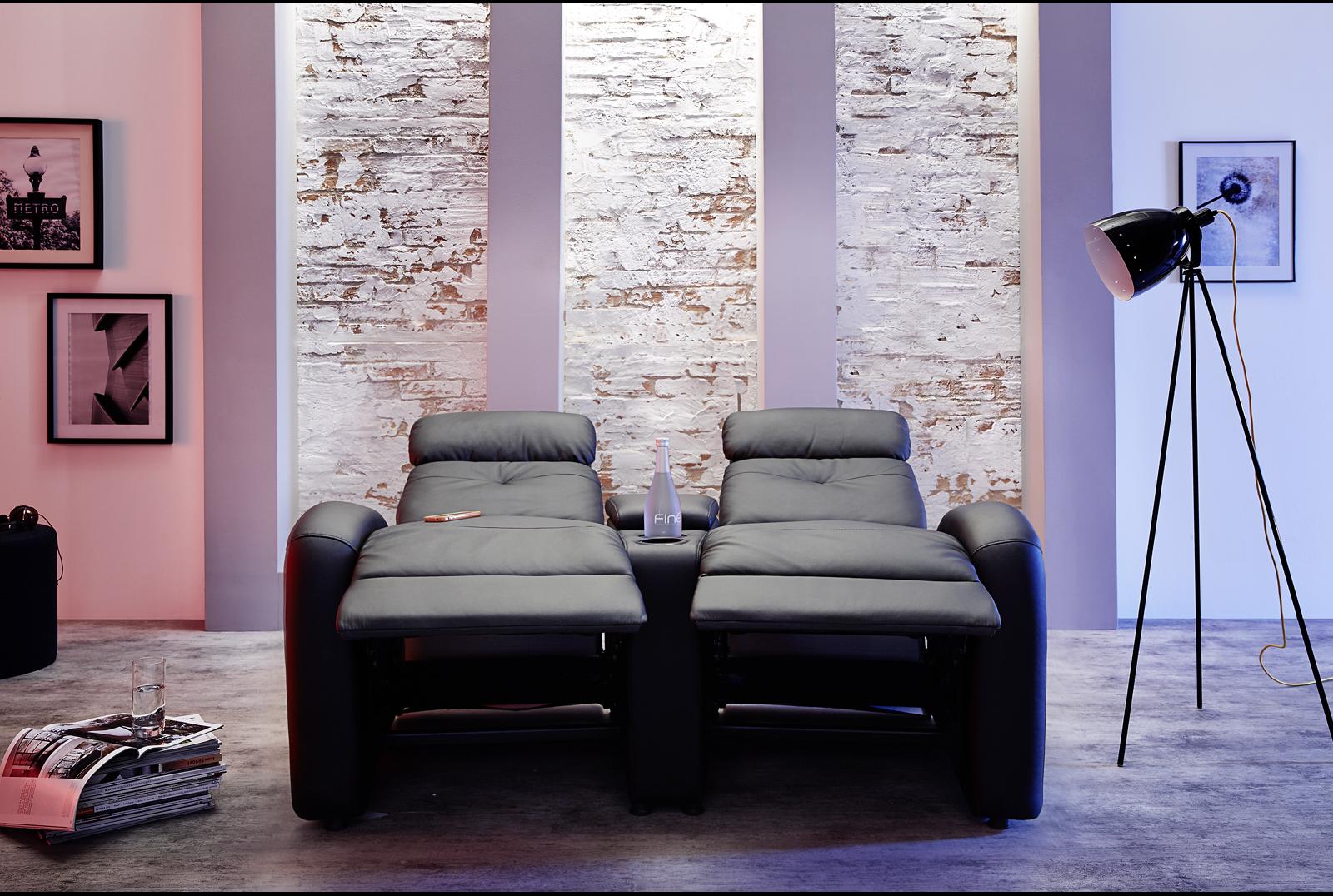 houston 2er cinema sessel. Black Bedroom Furniture Sets. Home Design Ideas