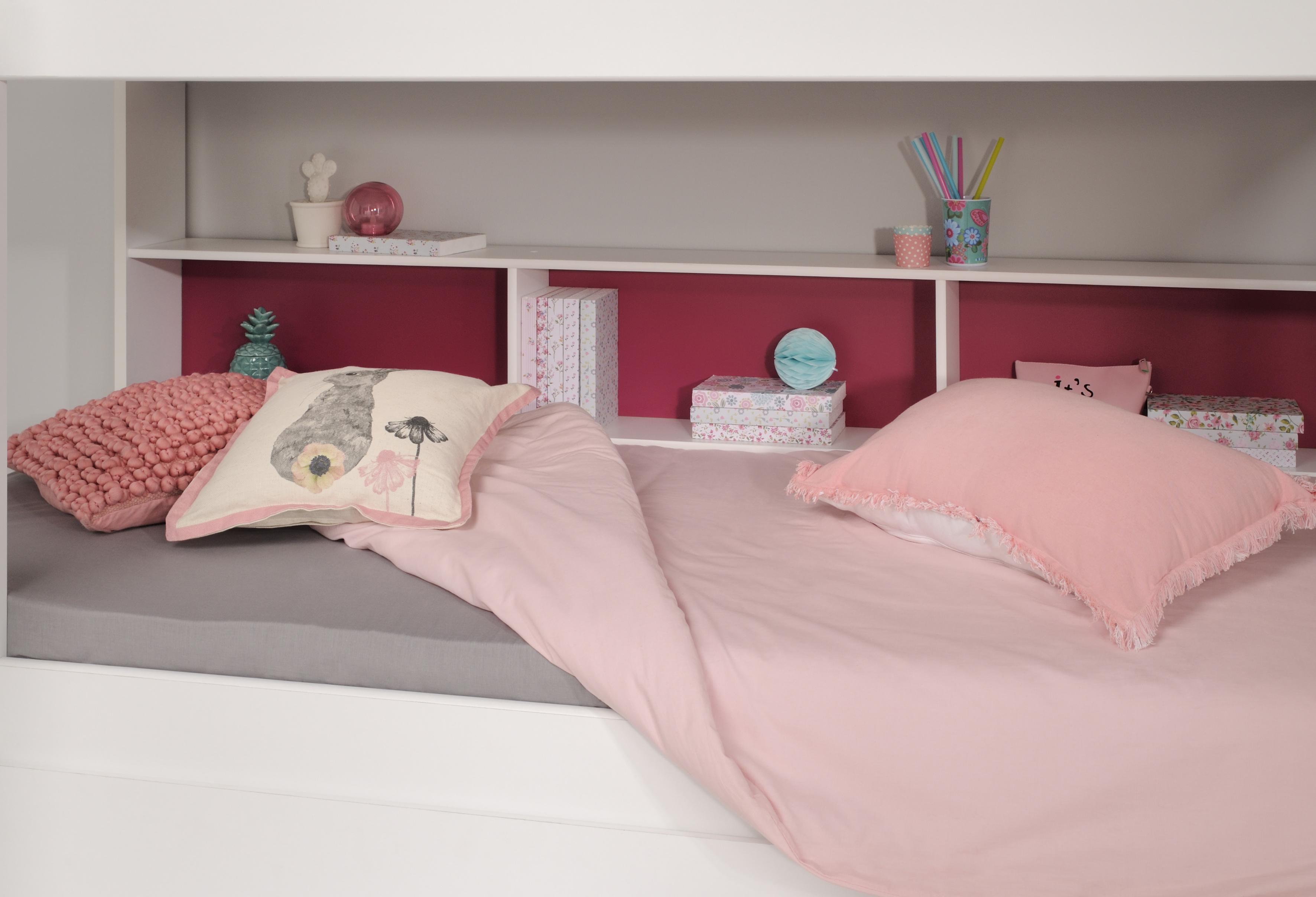 Parisot Etagenbett Tam Tam Anleitung : Kinderzimmer tlg inkl etagenbett tam von parisot weiss