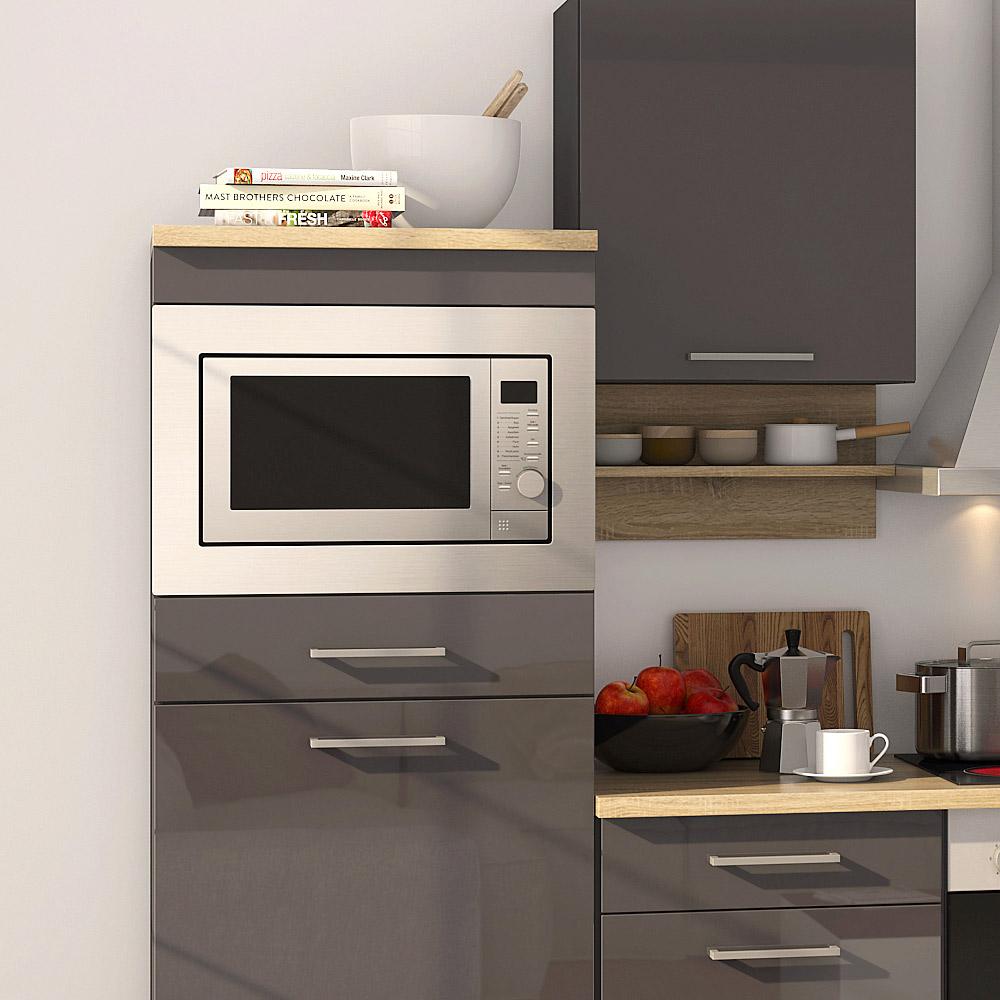 Küchenblock 270 inkl E-Geräte von PKM (4 tlg) MAILAND von Held Möbel ...