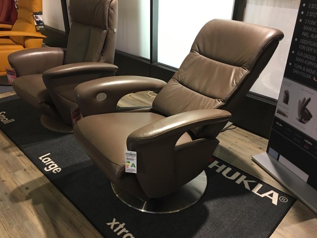 hukla relaxsessel motorisch verstellbar dreamliner large leder mocca. Black Bedroom Furniture Sets. Home Design Ideas