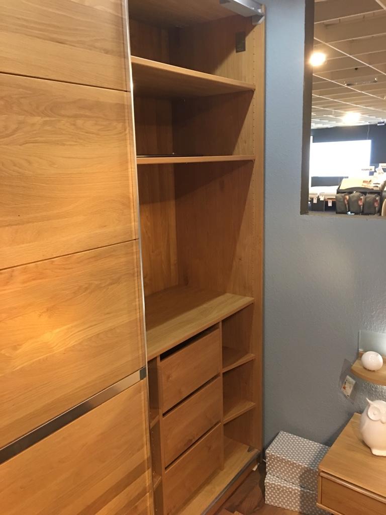 musterring schwebet renschrank ca 300 cm breit savona eiche. Black Bedroom Furniture Sets. Home Design Ideas